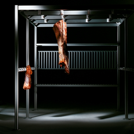 Meat framings for cold rooms