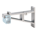 Wall bracket for guideway 70x50mm