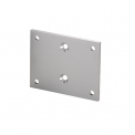 Wall plate 200x160x10mm