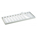 "Folding shelf for meat framings - polypropylene staves type ""P"""