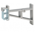 Wall bracket for guideway 100x50mm